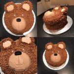 Delicious Cakes - Chocolate Bear Cake