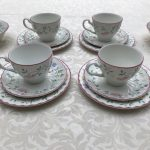 vintage chinaware rental