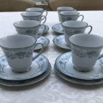tea cup and saucers for rent