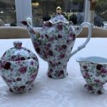 tea pot set for rent