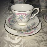 tea cup and saucer china for rent