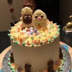 Delicious Cakes - Iced Easter Cake