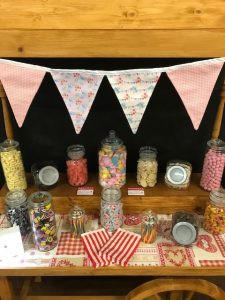 candy cart for rent south london